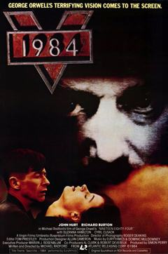 Nineteen Eighty-Four - Poster
