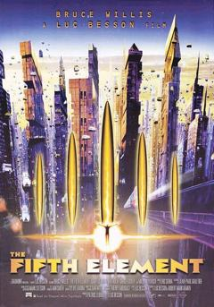 The Fifth Element - Poster