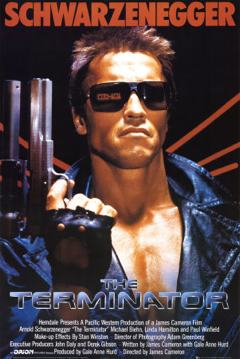 The Terminator - Poster