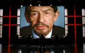 V For Vendetta - Chancellor Sutler
